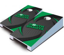 North Dakota Fighting Hawks Swoosh Tabletop Set
