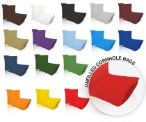 Unfilled Cornhole Bags Set of 8